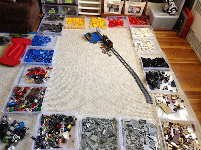 TaT: Can Good LEGO Storage Inspire Creativity?