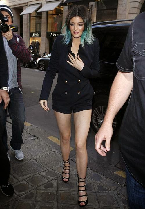 kylie jenner christopher esber fashion paris playsuit australian fashion style