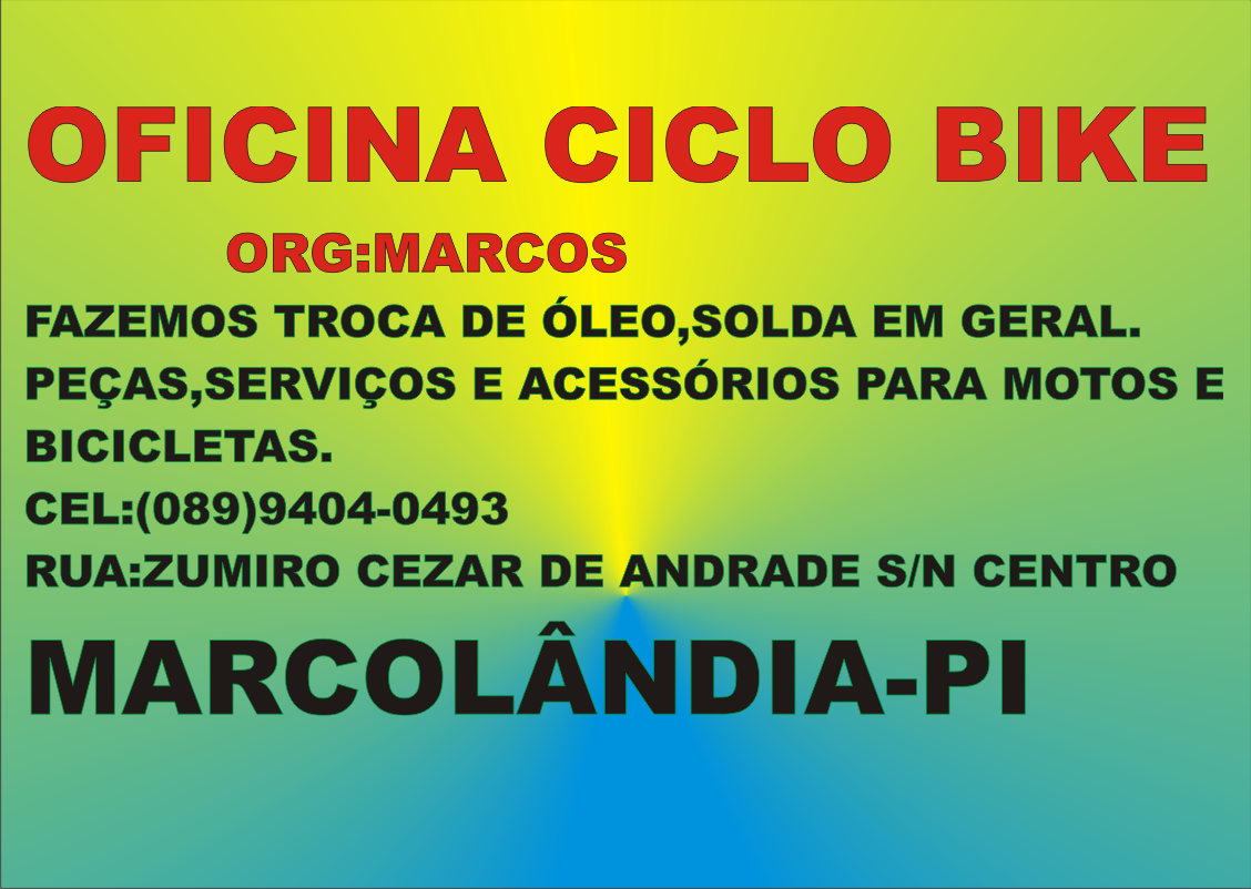 OFICINA CICLO BIKE