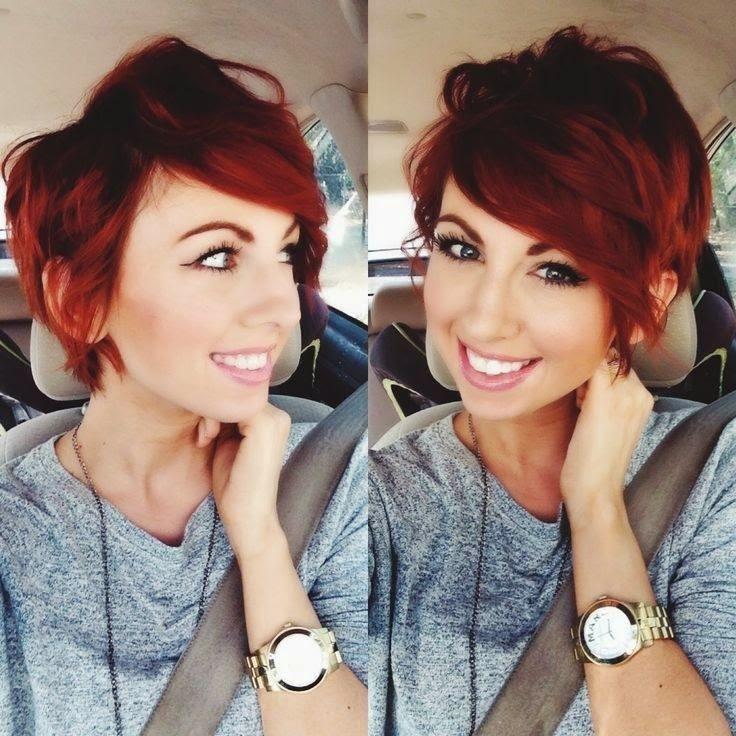 New Hair Red Hair My Fair Jenny