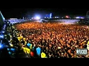 RAGE AGAINST THE MACHINE-LIVE- (WOODSTOCK 1999)
