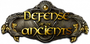 warcraft dota logo