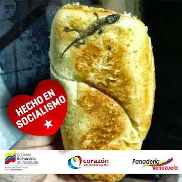 Vean lo que fabrican en las Panaderías Socialistas