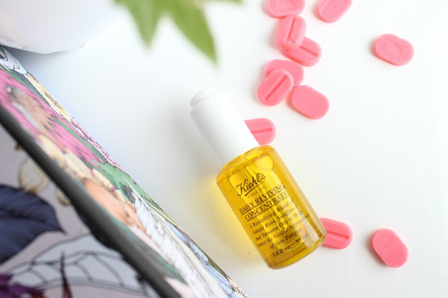 Kiehl's Daily Reviving Concentrate Review