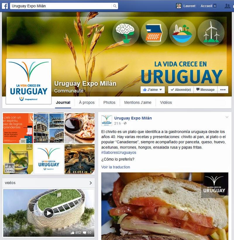 https://www.facebook.com/UruguayExpoMilan