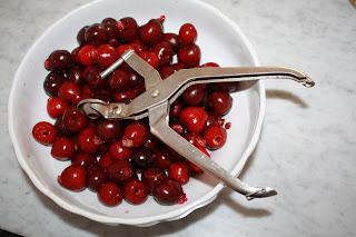 ricetta ciliegie