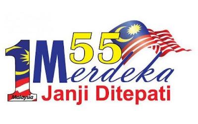 Lagu Tema - Janji Ditepati (Sambutan Hari Kemerdekaan ke-55) Lirik dan Video