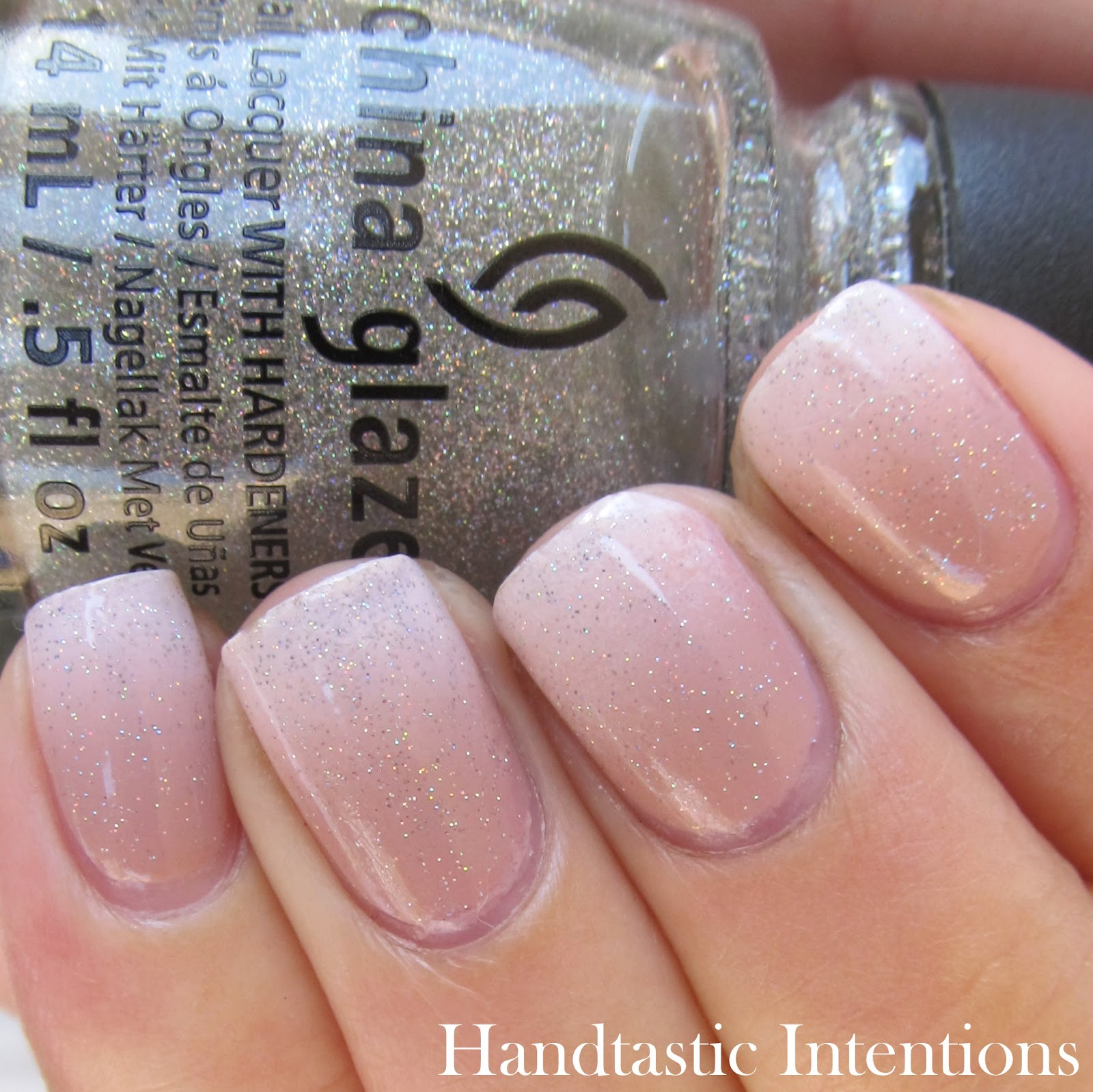Handtastic Intentions: Nail Art: #31DC2014 Day 10 Gradient