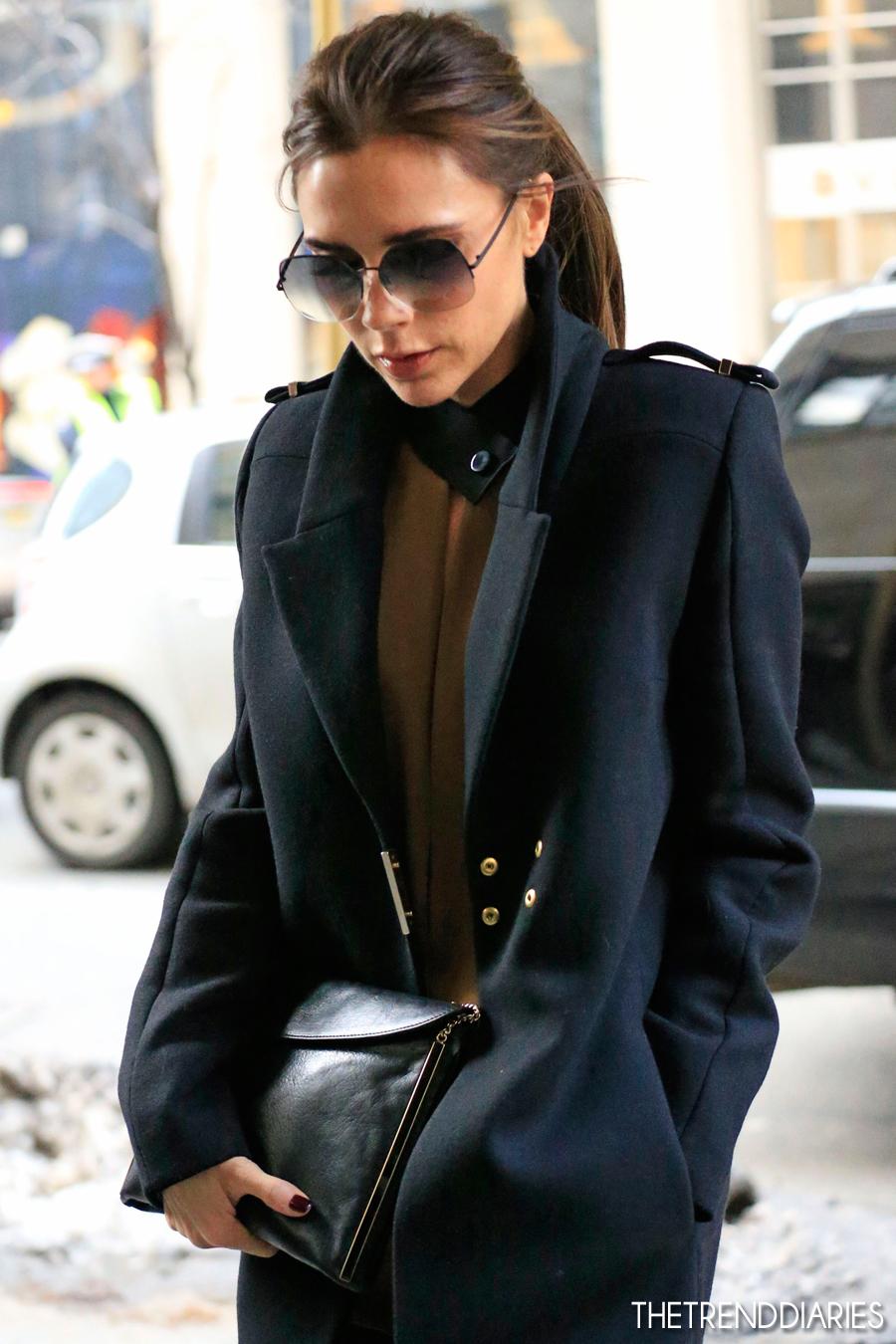 52d3bb13e6 Victoria Beckham Glasses New York