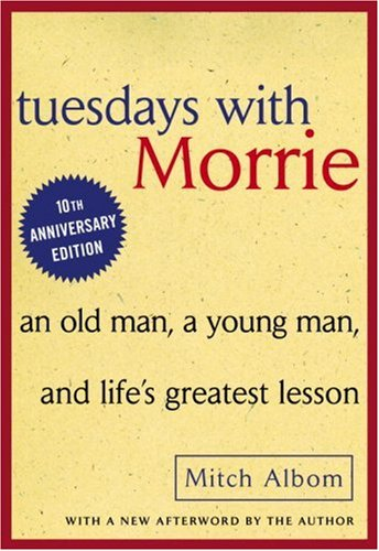 morrie schwartz and mitch albom relationship quotes