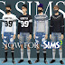 [JS SIMS 3] Men's Wear Collection