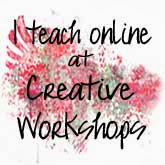 View all of my online class at Creative Workshops