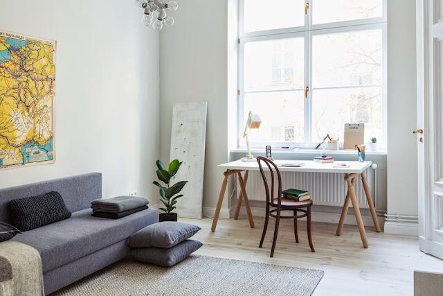 escritorios sencillos