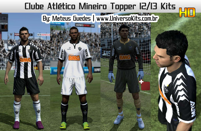 Screen FIFA 12: Uniforme Atlético MG 12/13
