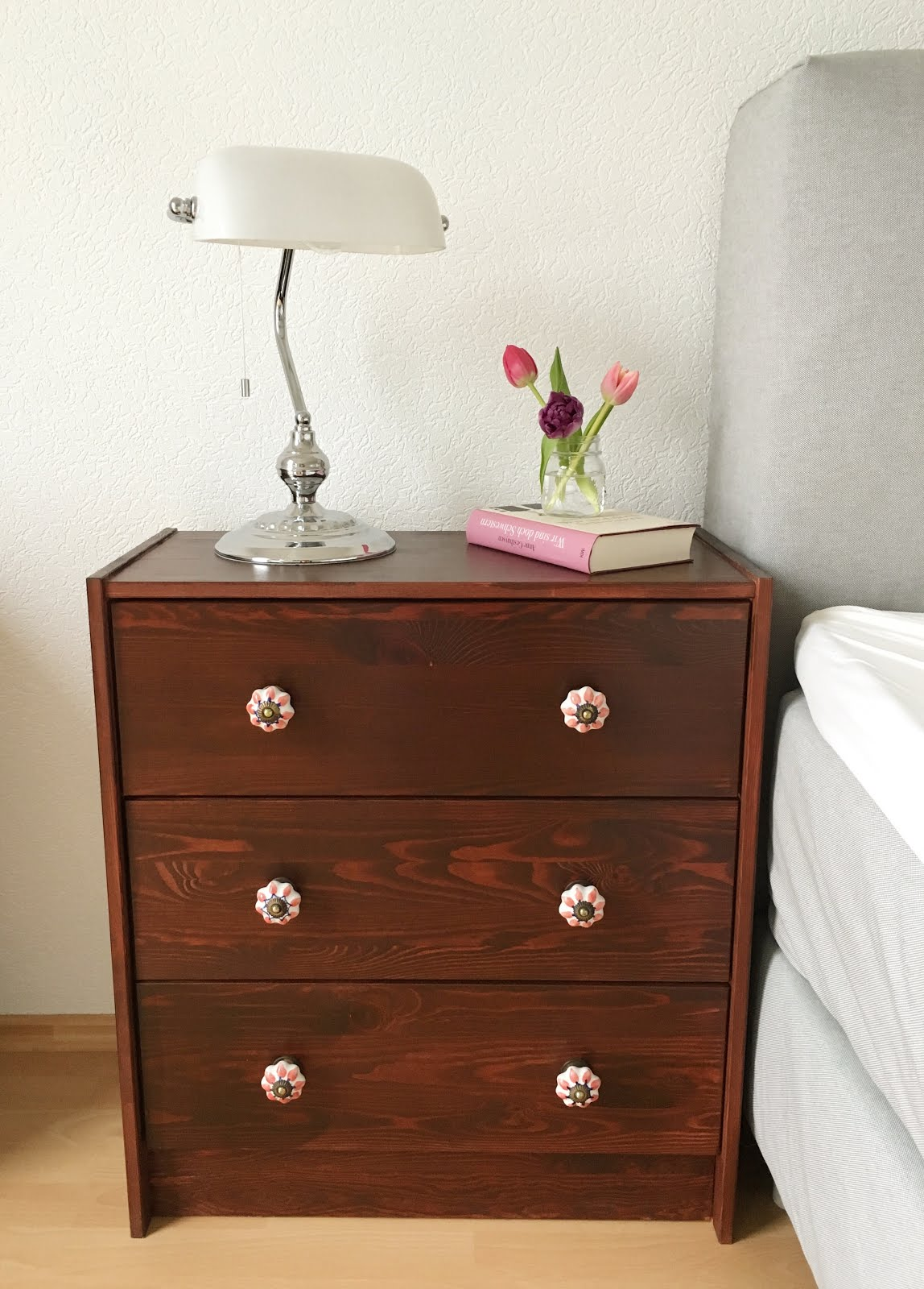 das hab ich selbst gemacht ikea hack rast kommode. Black Bedroom Furniture Sets. Home Design Ideas