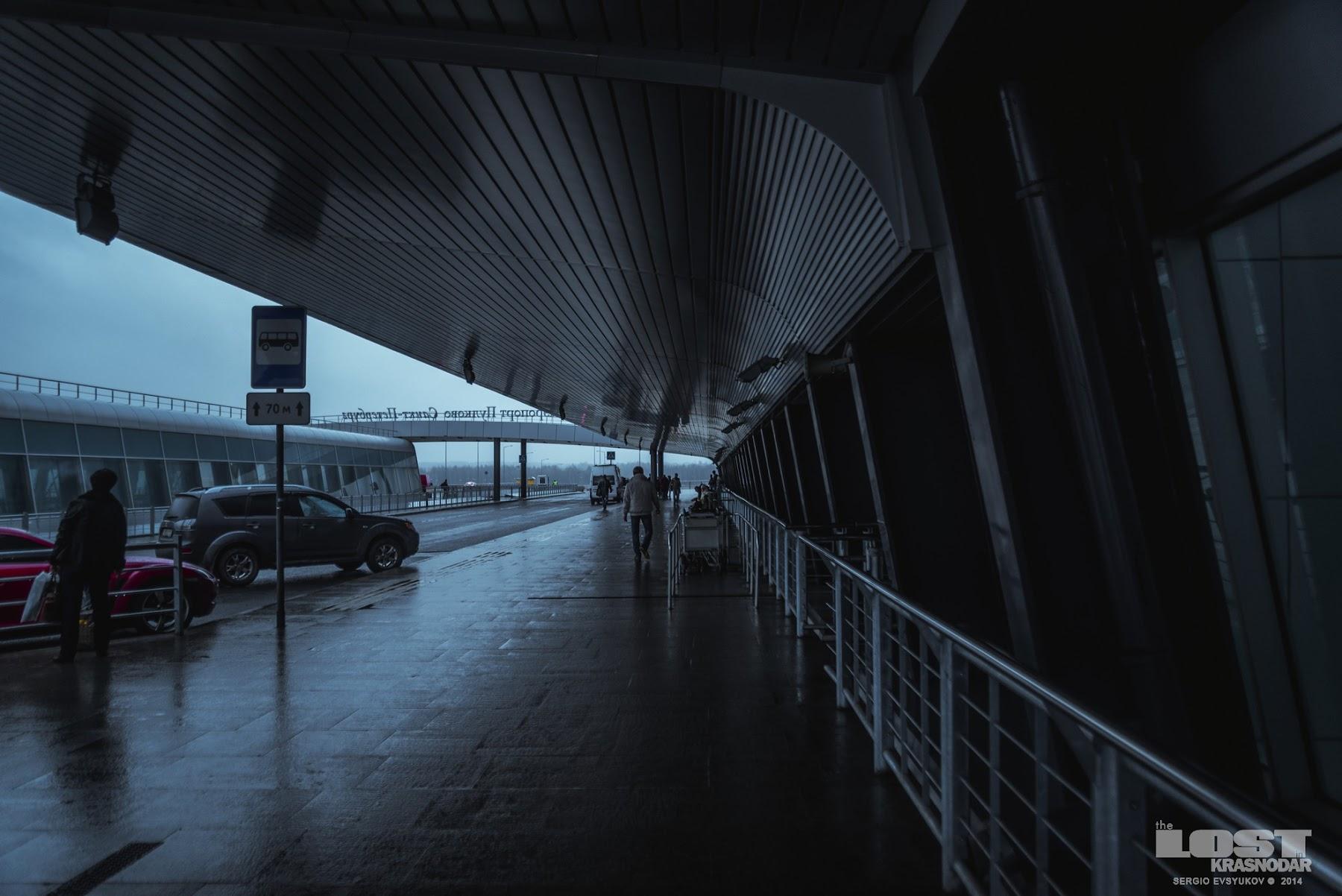 Аэропорт Санкт-Петербурга
