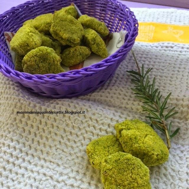 Crocchette patate e broccoli