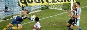 Avaí vence o Botafogo no Rio: Veja os gols