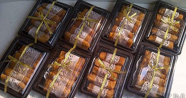 Ariana39;s Kitchen: 75 pcs american risoles pesanan putu
