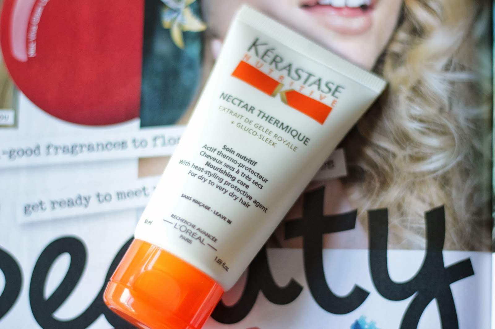 Kerastase Nectar Thermique Review