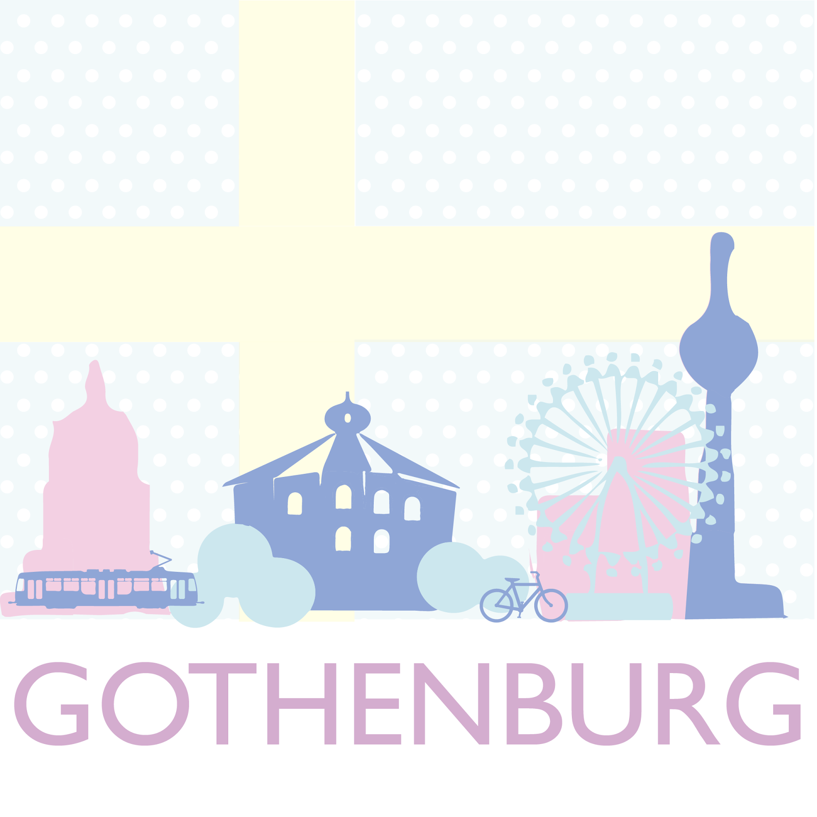 Gothenburg shops by Torie Jayne