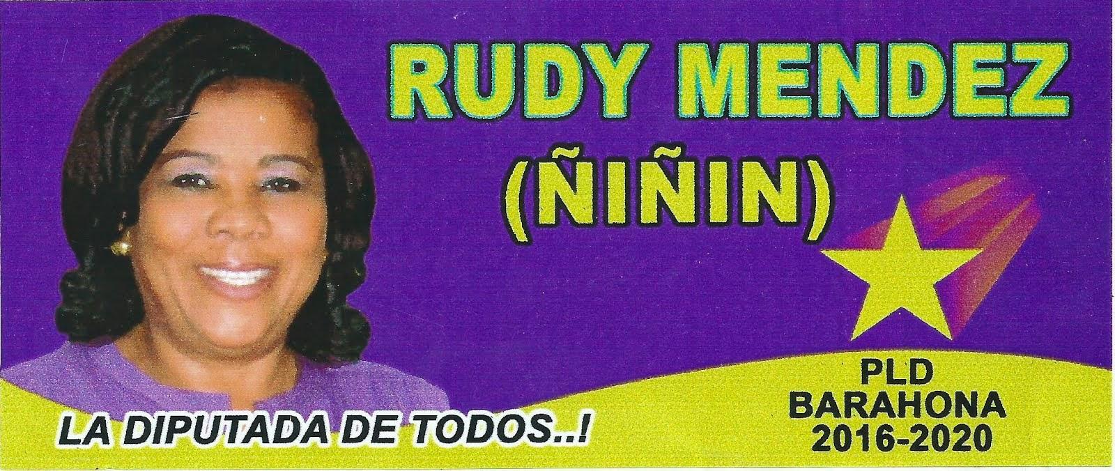Rudy Mendez (Niñin)