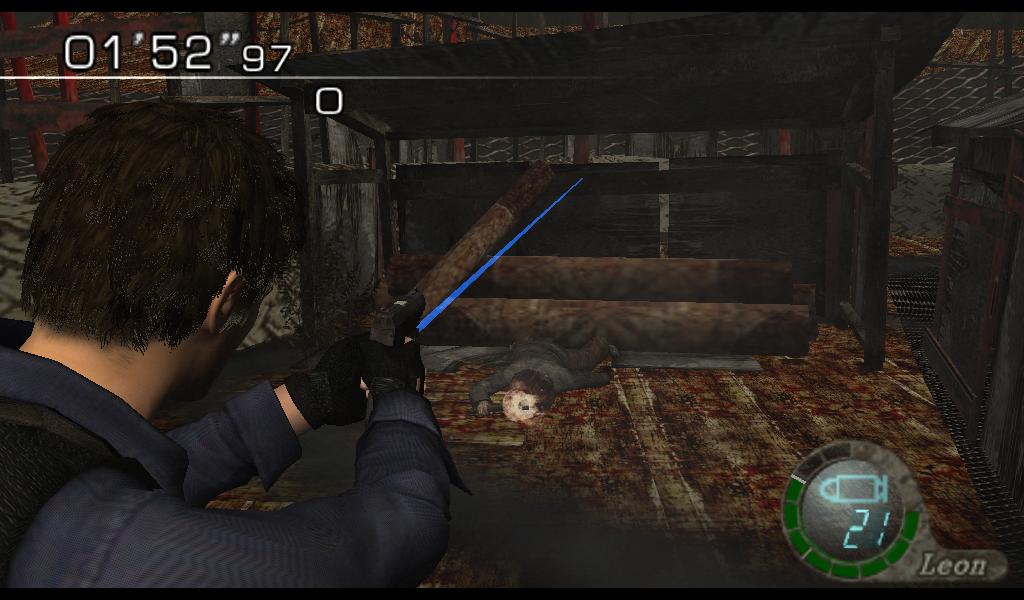 Wing Shooter+ Shotgun Resident Evil 6 Game+2013-05-17+19-42-40-57