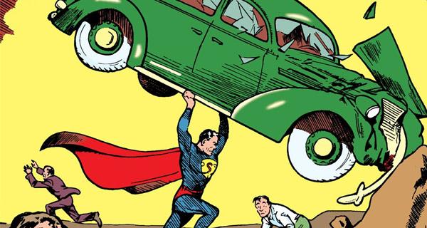 20 conocidas portadas de cómics en formato animado