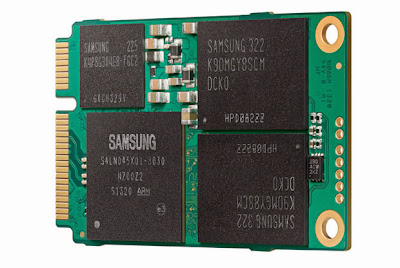 Samsung shows world's first 1TB EVO mSATA SSD
