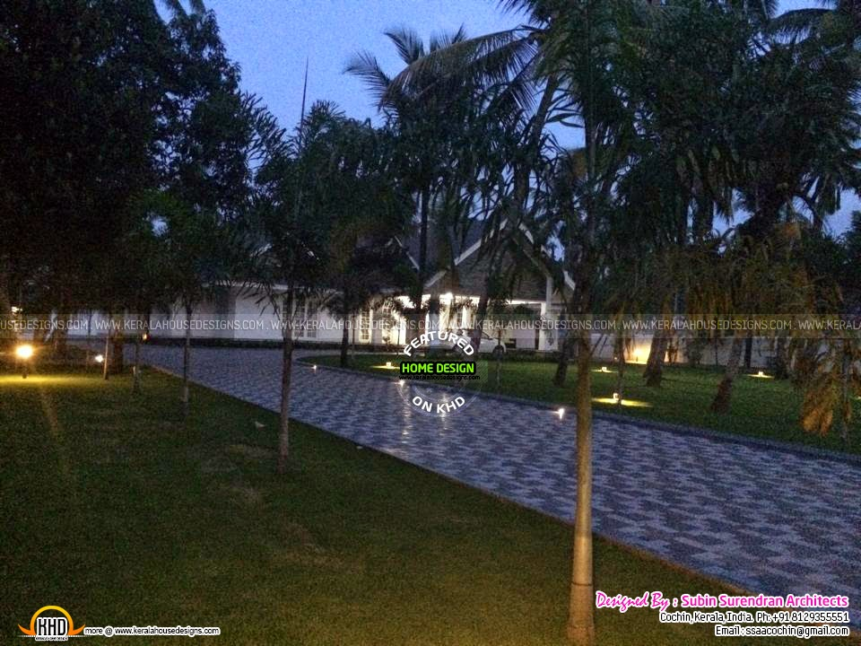 House With Construction Cost In Kerala Keralahousedesigns