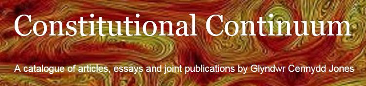 Online: Constitutional Continuum