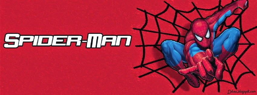 Foto Sampul Spiderman