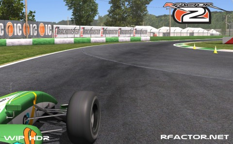 rFactor2 Templates released