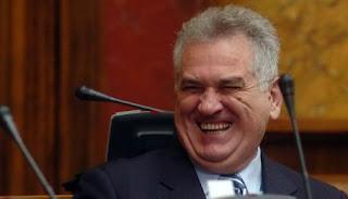 najsmešnije slike osmeh predsednika Srbije Tomislava Nikolića