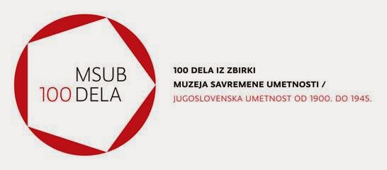 """Otvaranje izložbe """"100 dela iz zbirki Muzeja savremene umetnosti - Jugoslovenska umetnost od 1900. do 1945."""""""
