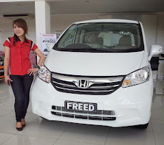 INFO HONDA FREED? CASH CREDIT?