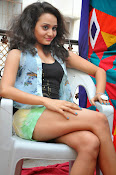 New Actress Jhansi Hot Stills in Shorts-thumbnail-12