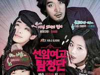 Drama Korea Sunam Girls High School Detectives Subtitle Indonesia