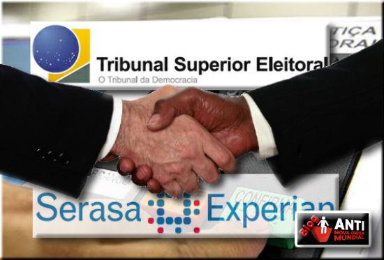 ABSURDO: Justiça Eleitoral Repassa Dados de 141 Milhões de Brasileiros Para a Serasa Experian