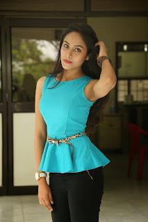 Kenisha Chandran Stills At Jagannatakam Movie Release Press Meet 17.jpg