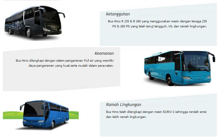 HINO Bus Series