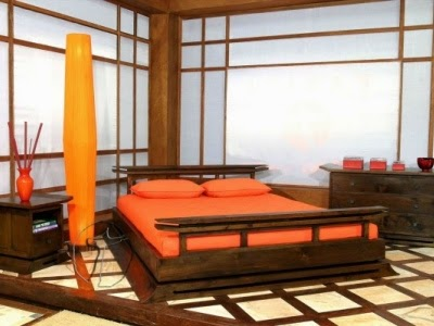 Japanese Small Bedroom Design