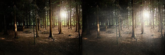 Membuat Cahaya Sinar Matahari Dengan Photoshop