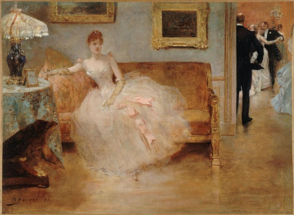 Znalezione obrazy dla zapytania bal malarstwo