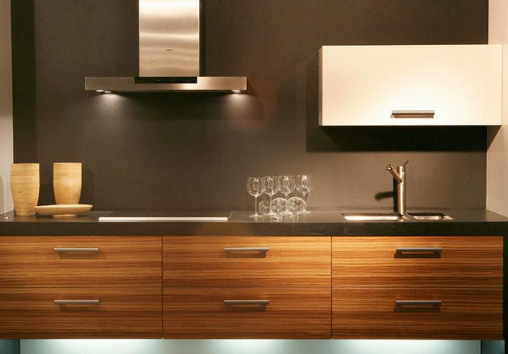 Un mundo en la cocina cocinas en formica for Formica madera