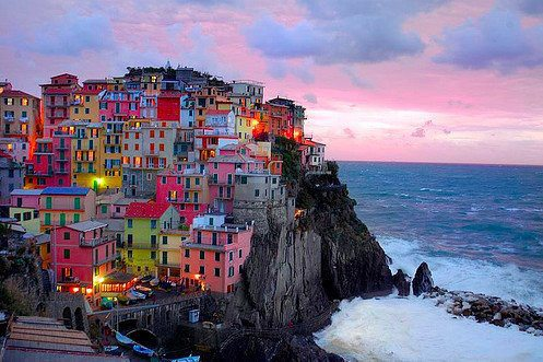 Life In Color The Color Of Italy
