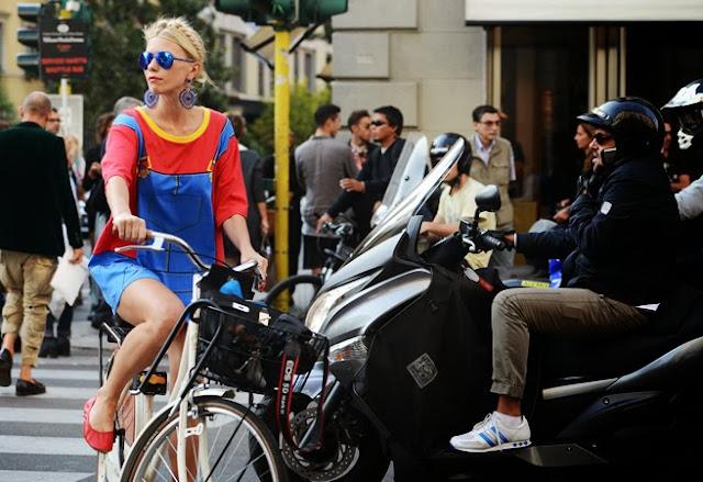 красивые велосипеды