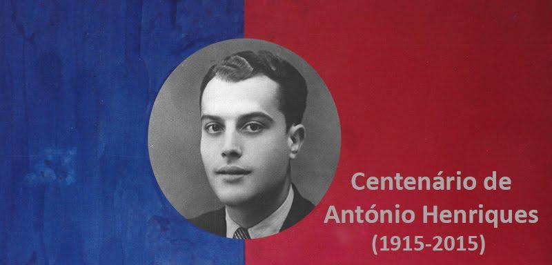 Centenário de António Henriques