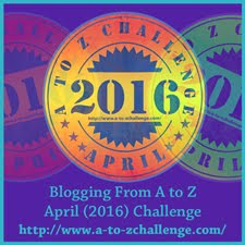 A TO Z BLOGGING CONTEST