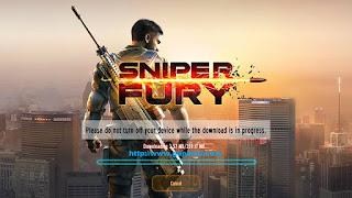 Sniper Fury v1.0 Apk Android